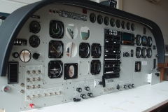 cessna 208 panel and glareshield